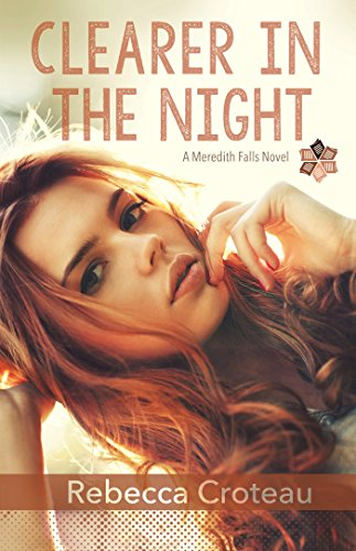 novel cover featuring a redheaded white girl