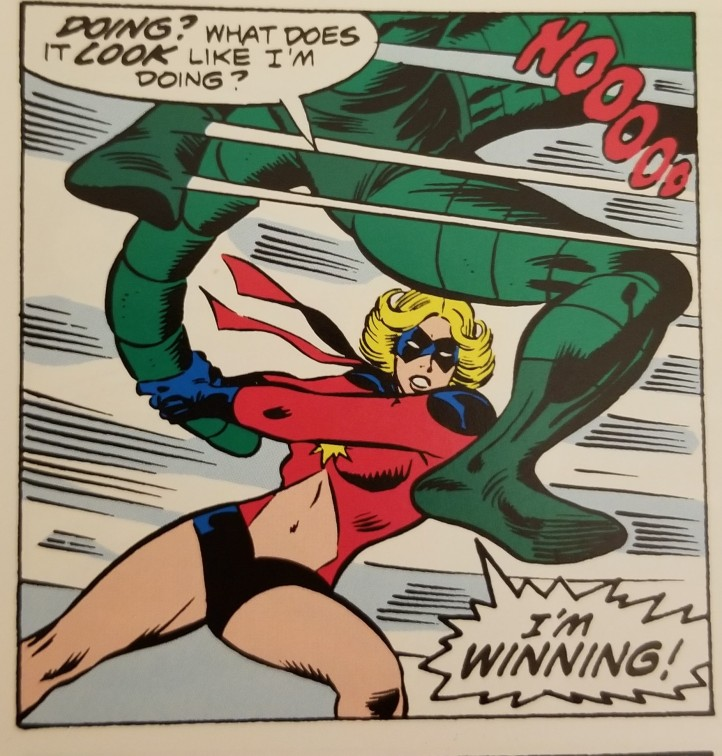Ms Marvel Vol 1 Im Winning